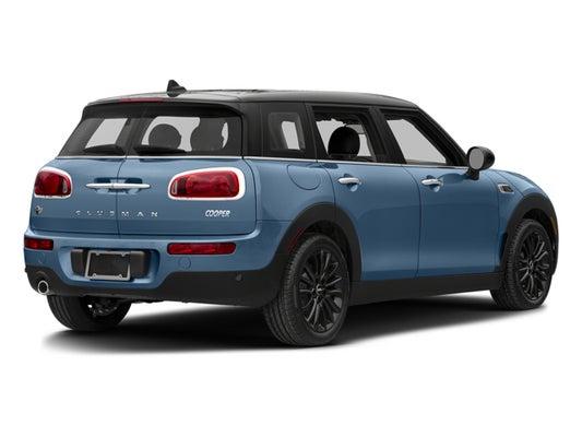 2017 Mini Cooper Clubman All4 Louisville Ky Area Volkswagen Dealer