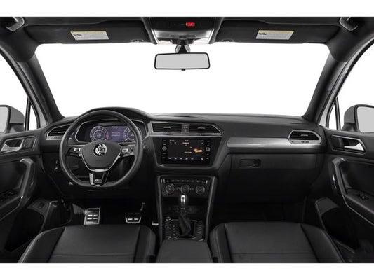2019 Volkswagen Tiguan 2 0T SEL R-Line 4Motion